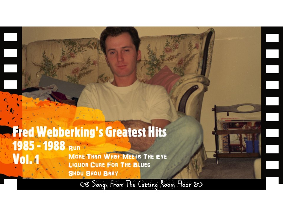 Fred Webberking's Greatest Hit Album Cover