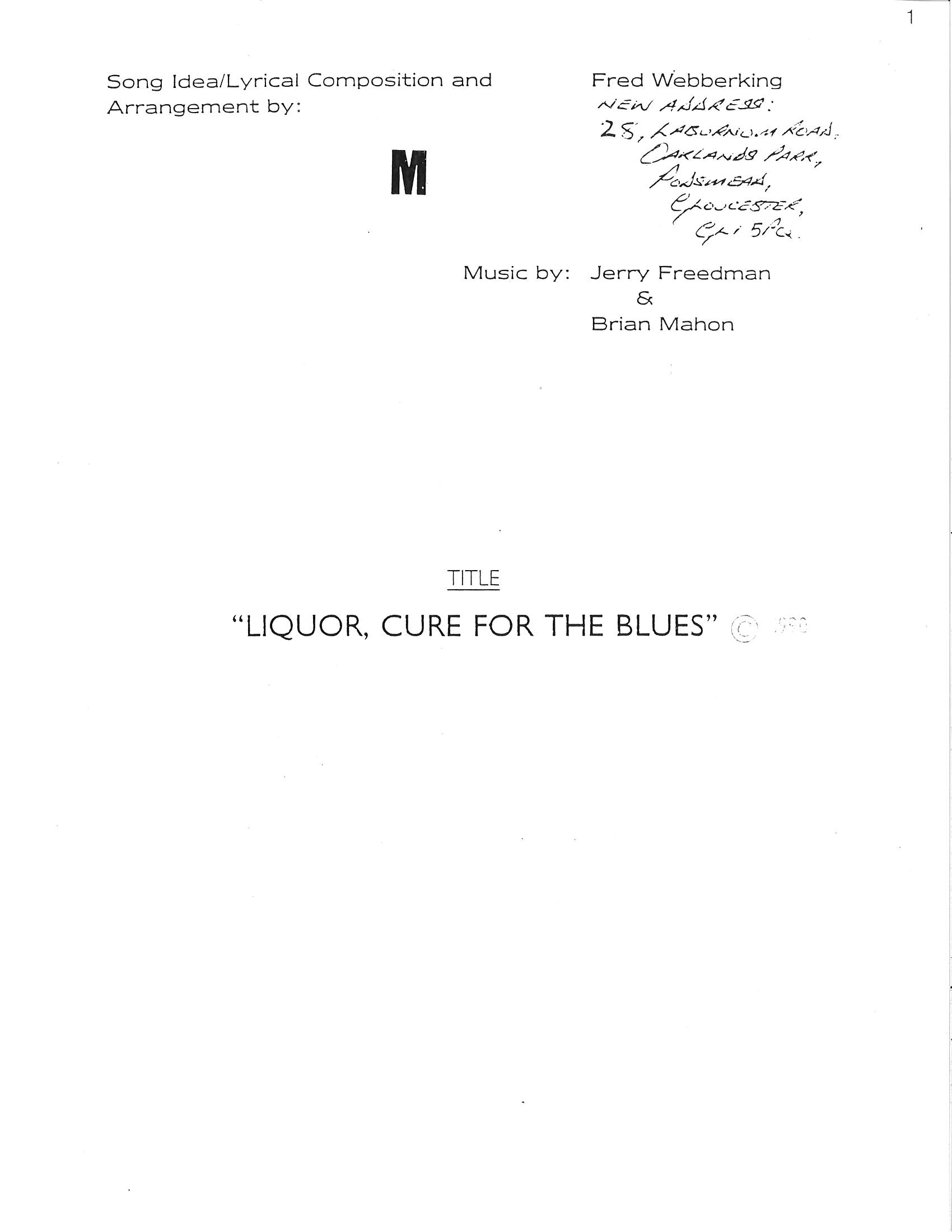 Song_Liquor_Cure_For_The_Blues_Thumbnail